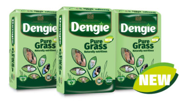 dengie pure grass naturally nutritious
