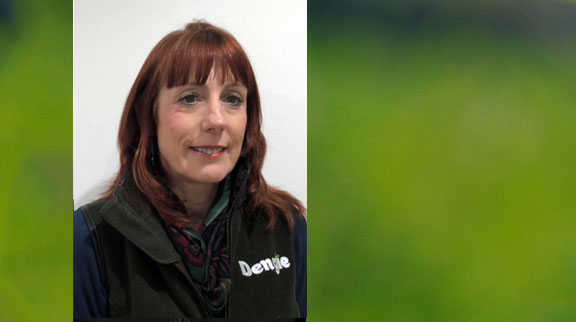Dena Hellowell Dengie Area Sales Manager for South East England